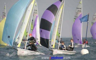 2006 RS Feva Nationals – Hayling Island Sailing Club