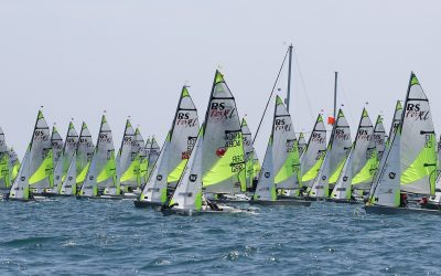 2015 RS Feva World Championships Streaming Live!
