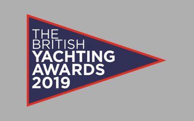 British Yachting Awards 2019 RS Feva World Champs