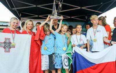 RS Feva World Champs 2019 Overall