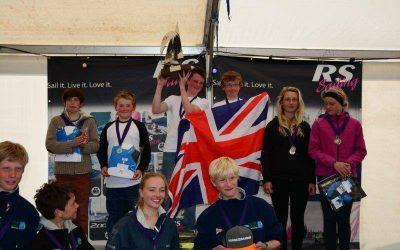 RS Feva European Championships 2014