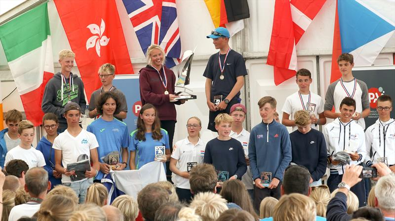 RS Feva World Championships 2017 – Medemblik