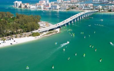 RS Feva World Championships 2018 a success in Clearwater, Florida