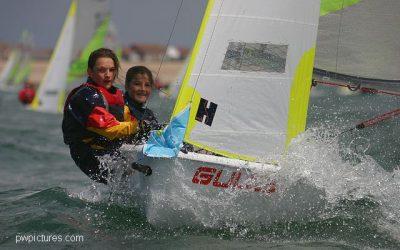 2005 GUL RS Feva National Championships – Hayling Island Sailing Club