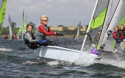 RS Feva Inland Championships at Chew Valley Lake Sailing Club