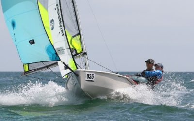 PA Consulting UK RS Feva National Championship 2017