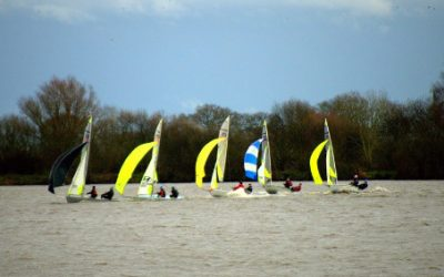 Northern Open Training at Beaver Sailing Club 20th and 21st February