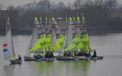 Inalnd Championships at Draycote Water