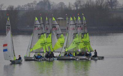Inalnd Championships at Draycote Water