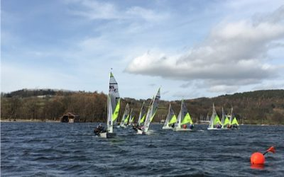Ullswater feva training & regatta (25 – 28 March)