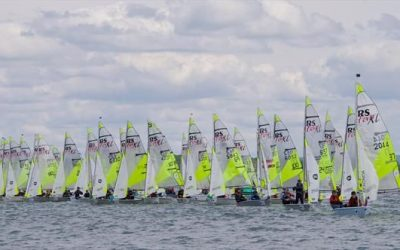 Itchenor 64th Schools Sailing Championships
