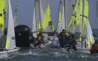 2008 RS Feva Nationals- Hayling Island Sailing Club