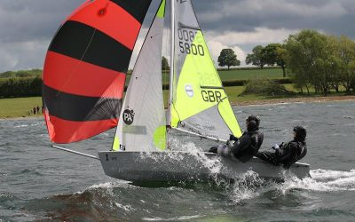PA Consulting UK RS Feva National Championships 2015 Day 2