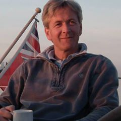 Introducing the new UK RS Feva Class Association Chairman