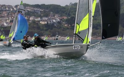 Pro-Am at the RS Feva Nationals