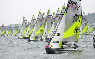 PA Consulting RS Feva National Championships 2018