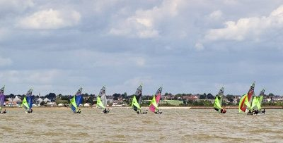 Volvo RS Feva Grand Prix Brightlingsea SC