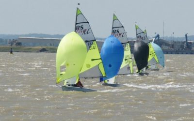 Volvo RS Feva Grand Prix Burnham SC
