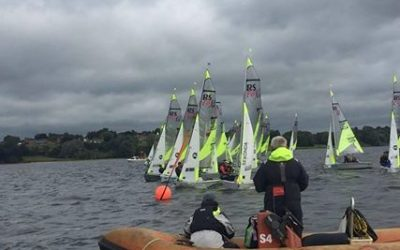 Volvo RS Feva Grand Prix Draycote Water SC
