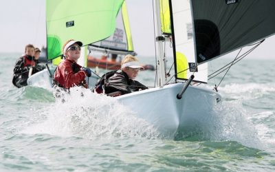 RS Feva Grand Prix at Hayling Island SC