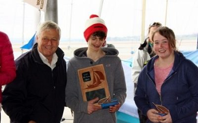 Great weekend for the Exe sailing Club Train and Race
