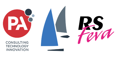 The winners of the RS Feva UK National Championships will also be the lucky winners of a new spinnaker sail courtesy of PA Consulting Group