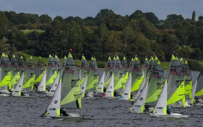 RS Feva Grand Prix Series Overall Results 2013/2014