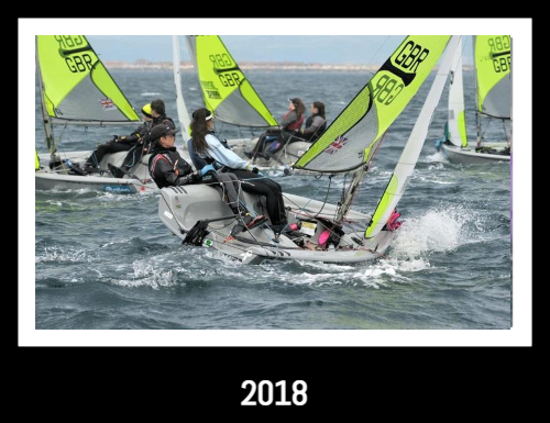RS Feva World Championships 2019