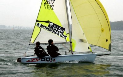 RS Feva Open at Chichester Yacht Club