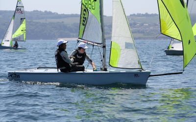 Europlas RS Feva Grand Prix at Royal Torbay Yacht Club