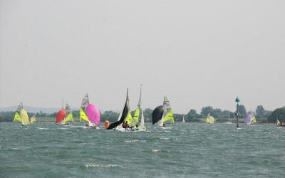 Guildford Marine RS Feva Open at Chichester Yacht Club