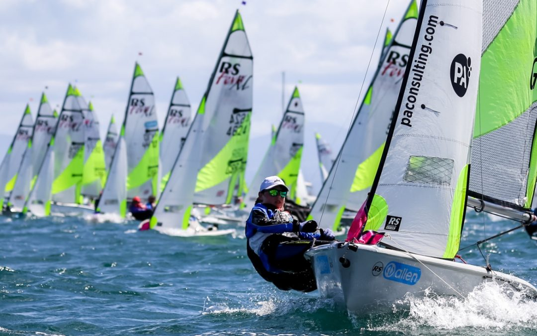 2021 RS Feva National Championships ENTRY OPEN