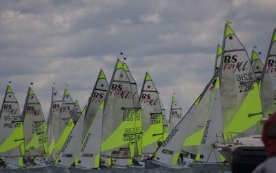 Sekonda RS Feva Nationals at Hayling Island – Overall