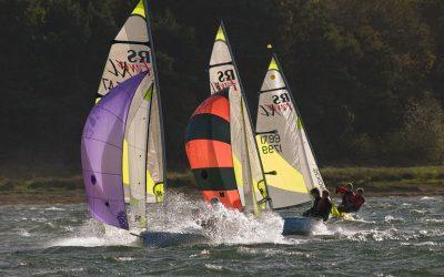 GKO RS Feva Grand Prix & Inlands at Northampton Sailing Club