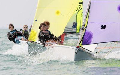 Bolle RS Feva Grand Prix -Grafham Water Sailing Club