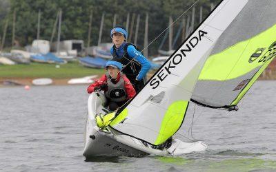 CAPITA RS Feva UK Inland Championships