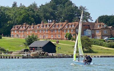 RS Feva Adventure – Royal Lymington YC